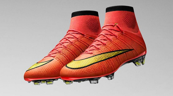 new football boots