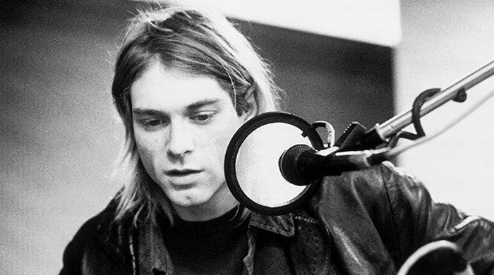 Revealed: Kurt Cobain solo album to debut this November