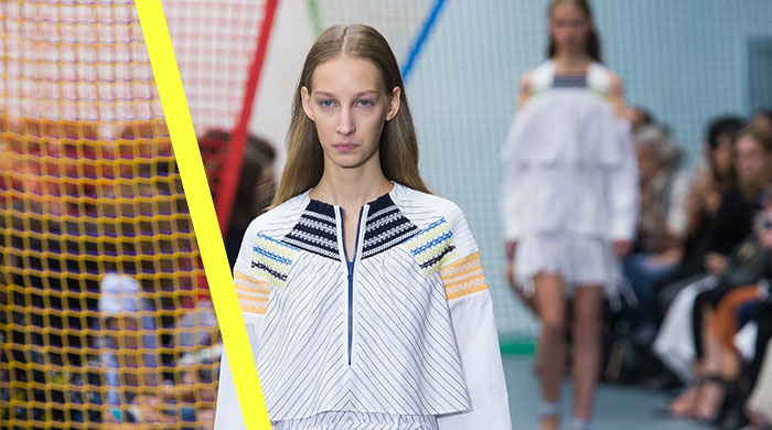 London Fashion Week: Peter Pilotto Spring/Summer 16