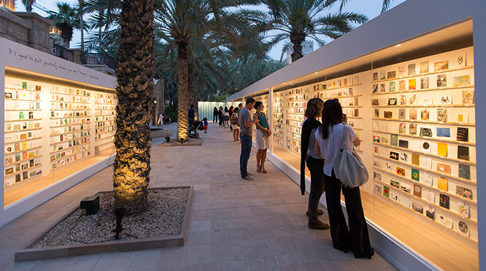 Paul Smith introduces RCA Secret Dubai sale during Art Dubai 2015