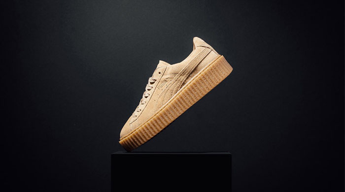 Rihanna and Puma unveil new colourways for their creeper design