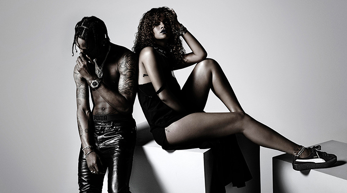 The Creeper: Puma unveil the first shoe designed by Rihanna
