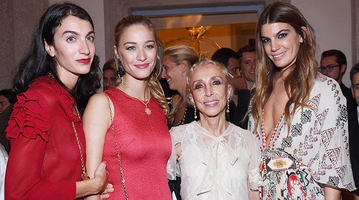 Sergio Rossi celebrates Spring/Summer 16 with Milan Fashion Week party