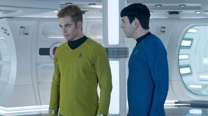 Star Trek to start filming in Dubai this October