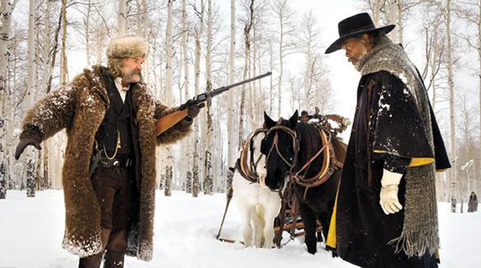 Video: Here's your first official look at the new Tarantino movie 'The Hateful Eight'