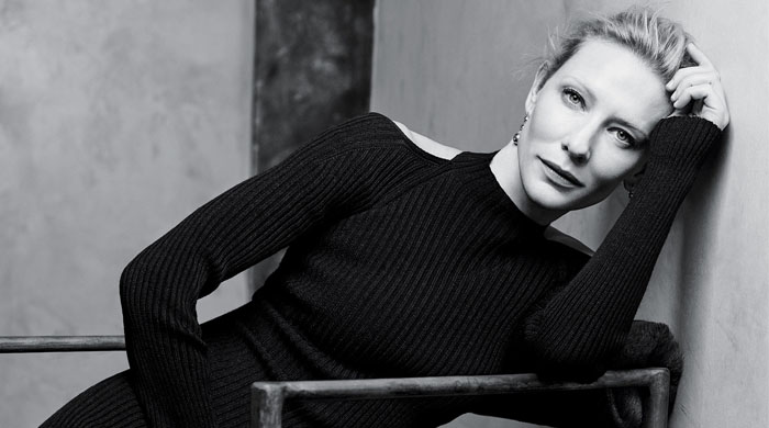 T Magazine unveils its new website design with Cate Blanchett in focus
