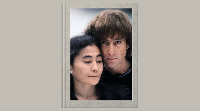 Taschen's new book showcases never seen before images of John Lennon and Yoko Ono