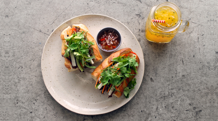 Dish of the week: The Banh Mi at Tom&Serg