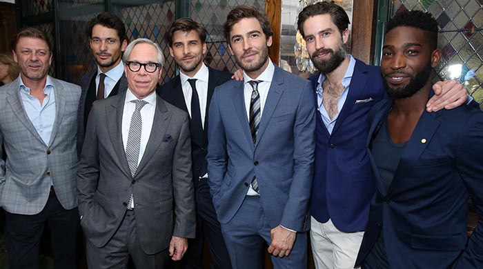 Tommy Hilfiger hosts VIP dinner at The Ivy during London's menswear fashion week