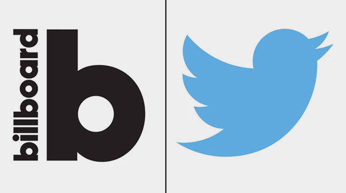 Twitter and Billboard introduce real-time music charts