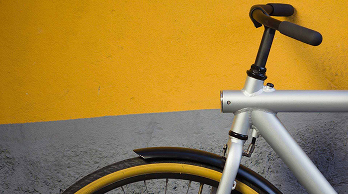Vanmoof makes industrial-style bikes for its latest collection