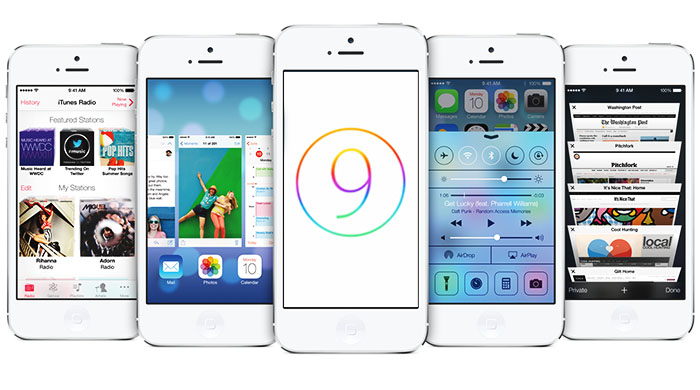 Revealed: The details of the Apple iOS 9 upgrade are leaked