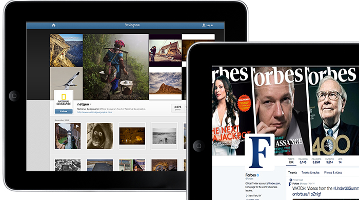National Geographic, Forbes, Vogue and more lead in the MPA's new social media rankings