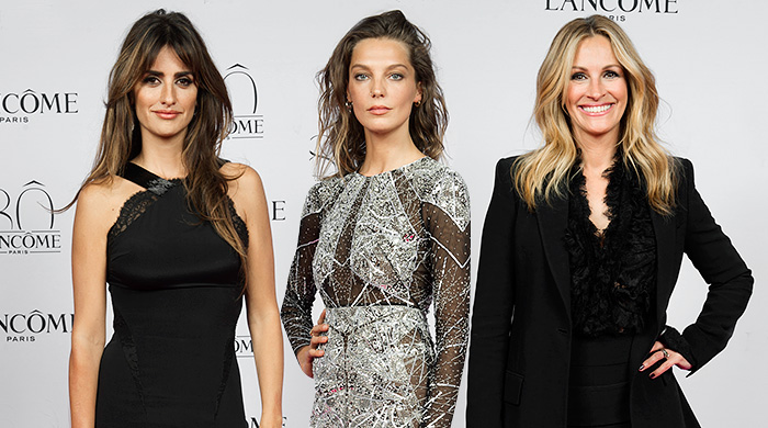 Julia Roberts, Lily Collins, Penélope Cruz and more celebrate Lancôme's 80th birthday