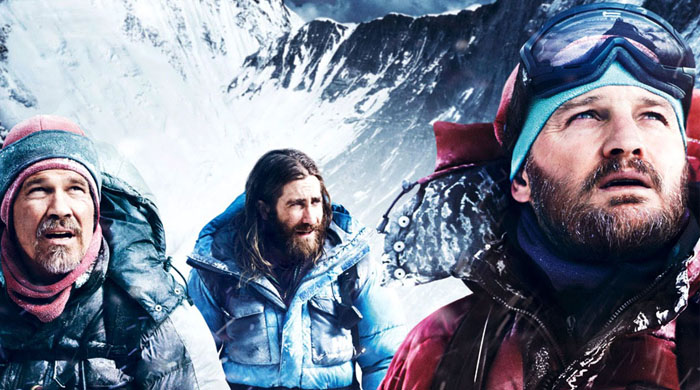 Watch now: The trailer for Everest starring Jake Gyllenhaal is here