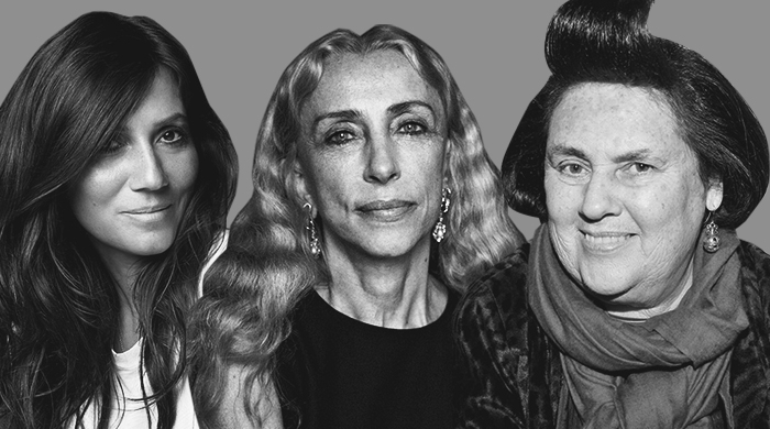 Franca Sozzani, Emmanuelle Alt, Suzy Menkes and more to feature on LVMH committee