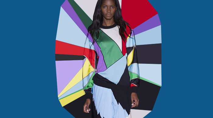 Autumn/Winter 14 Trends: Contemporary patchwork prints