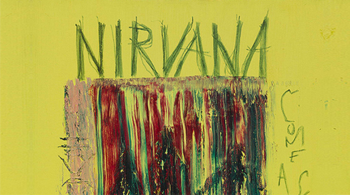 Never before seen artworks by Kurt Cobain are revealed