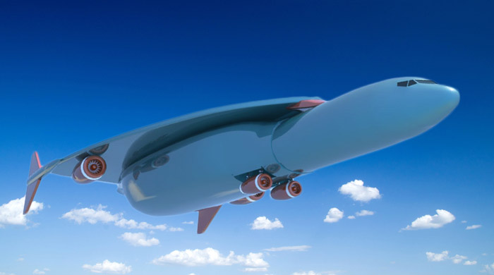 Airbus designs jet that can fly from London to New York in one hour