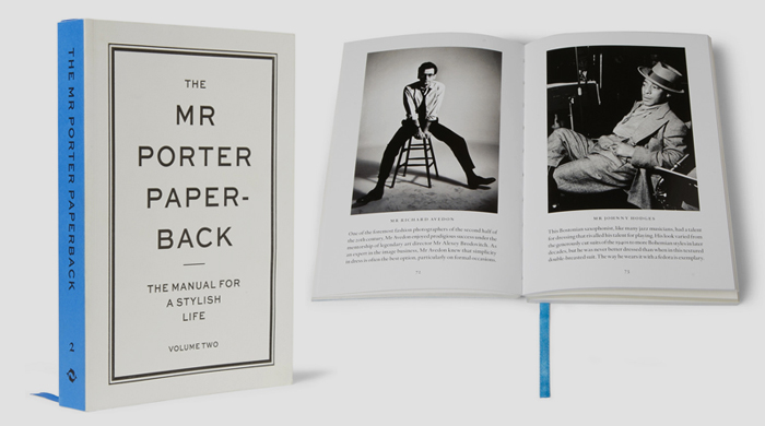 Book of the week: The Mr Porter Paperback