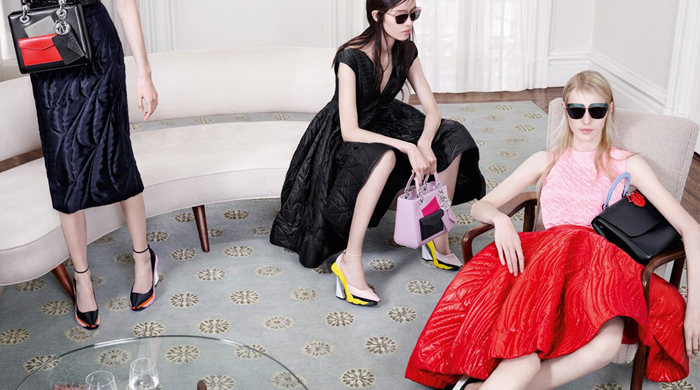 First look: Dior's new digital campaign for Autumn/Winter 14