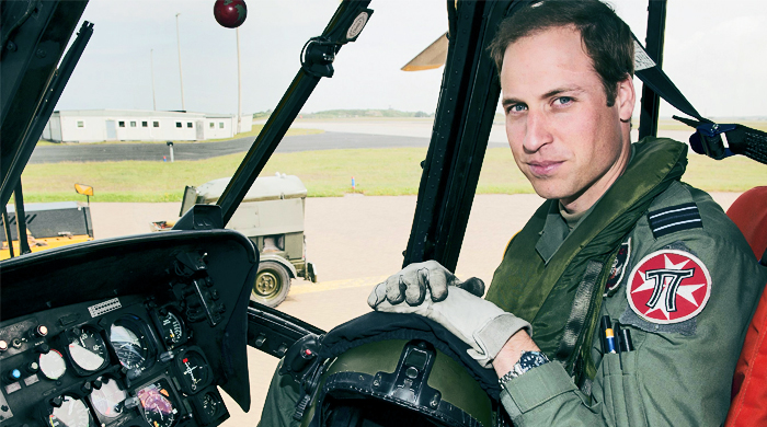 Prince William has a new job with Bond