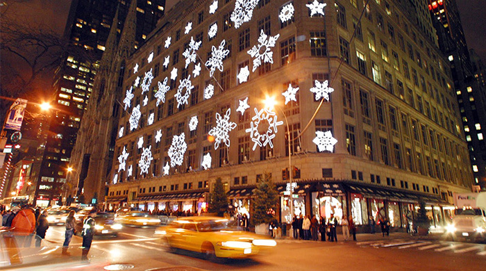 Saks Fifth Avenue to live stream holiday window unveiling in New York