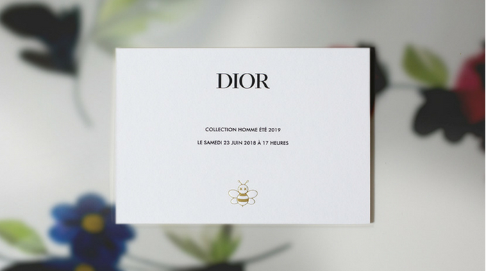 Live stream: Watch Kim Jones' debut for Dior Homme live from Paris Men's Fashion Week