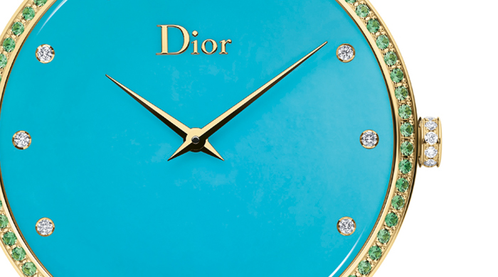 Dior unveils the Granville fine accessories collection