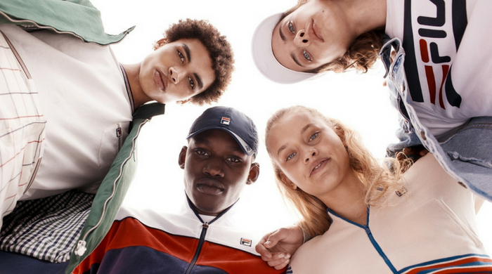 Fila will make its debut at Milan Fashion Week in September