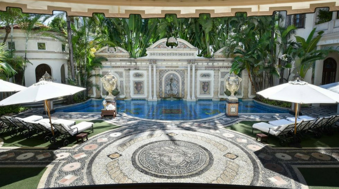 Gianni Versace's Miami mansion has been transformed into a luxury hotel