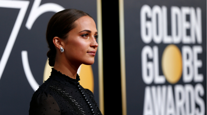The 2018 Golden Globes: Red carpet arrivals