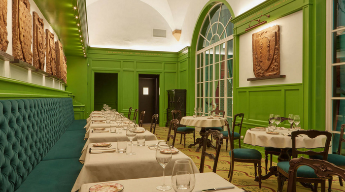 Fashionable food: Gucci opens a restaurant in its Florence museum