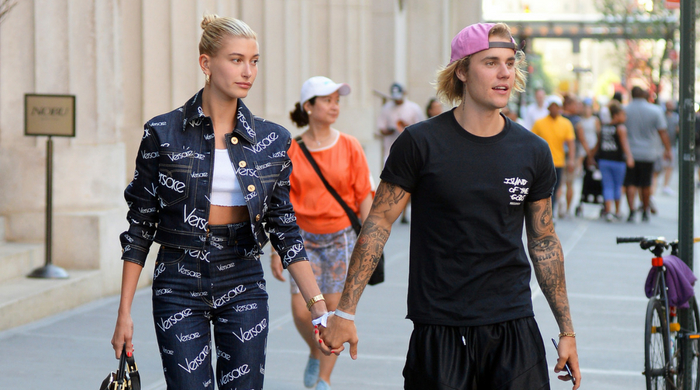 Hailey Baldwin and Justin Bieber are engaged, we think...