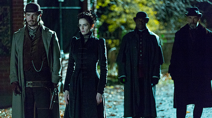 The first trailer for Penny Dreadful