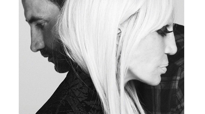 Surprise! Donatella Versace stars in new Givenchy campaign