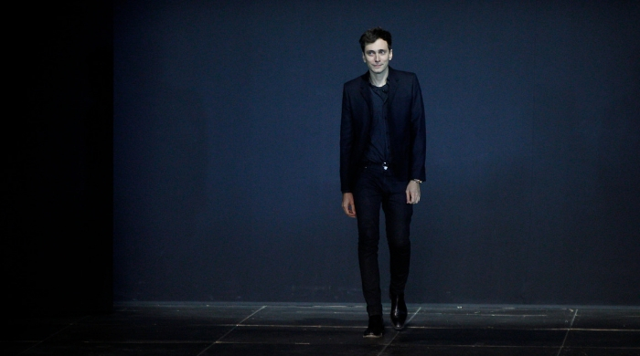 Hedi Slimane gives his first interview as the head of Celine