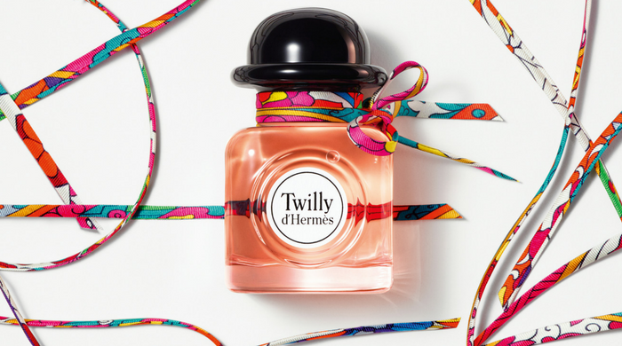 Hermès Perfumer Christine Nagel on Twilly d'Hermès