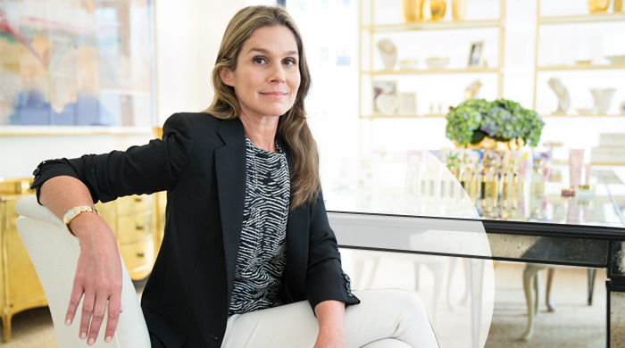 """One experience I always wish I had, was to be able to work with Estée"" –  An interview with Estée Lauder heiress, Aerin Lauder"