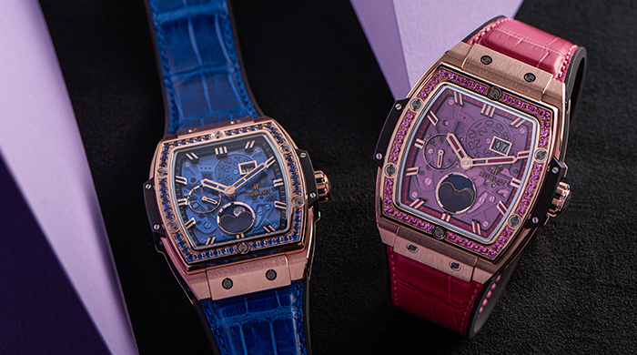 Sneak peek: Hublot's novelties for Baselworld '17