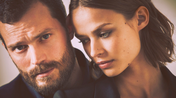 Jamie Dornan and Dutch model Birgit Kos are the new faces of Boss The Scent