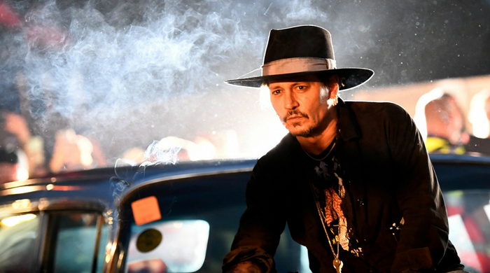 Johnny Depp's upcoming film on Notorious B.I.G. and Tupac has been delayed