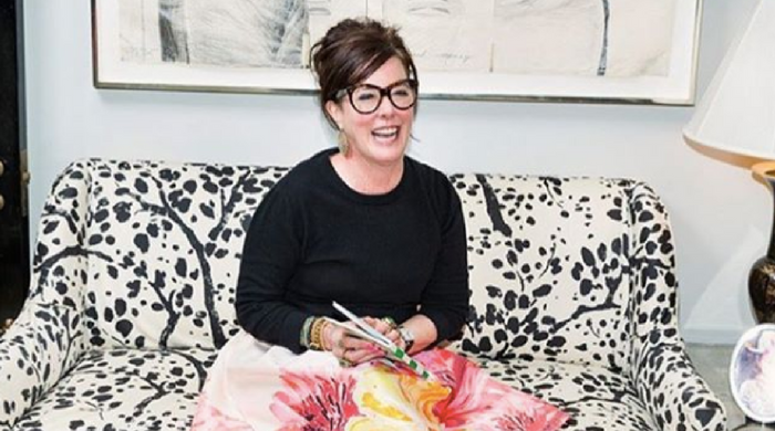 Breaking news: Kate Spade has passed away, age 55