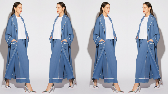 Exclusive: Khulood Bint Thani on switching to sustainable fabrics for A/W '19