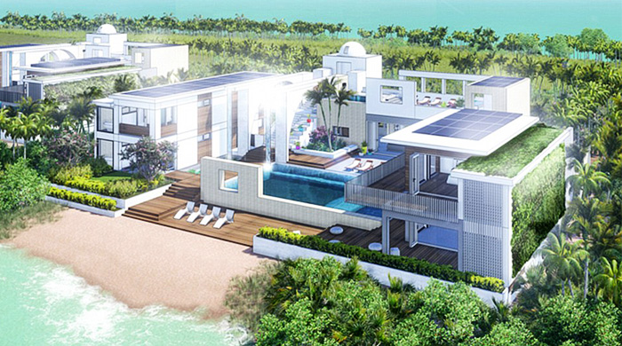 Leonardo DiCaprio takes on new role as eco resort proprietor