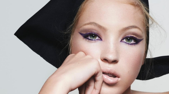 Kate Moss' daughter Lila is the new face of Marc Jacobs Beauty