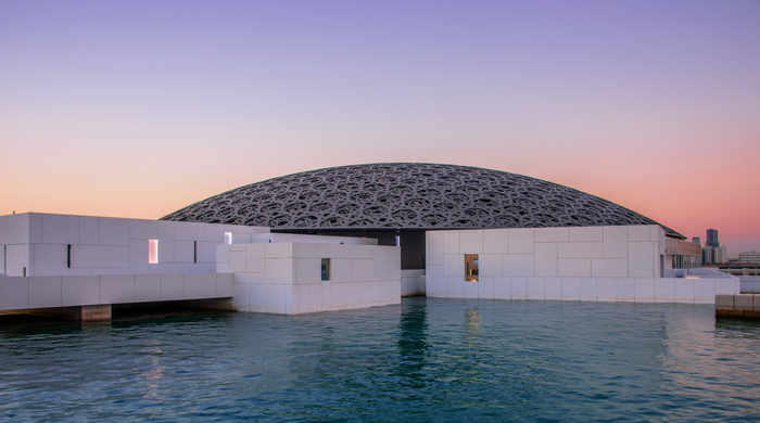The first special exhibitions open at the Louvre Abu Dhabi