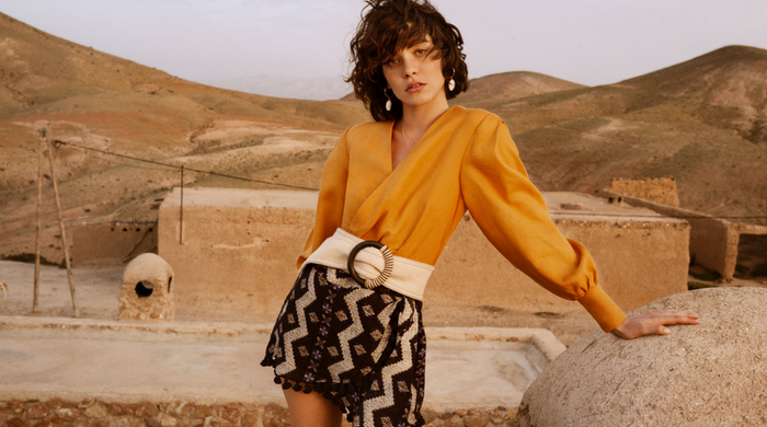 Mango launches new collection inspired by Marrakech