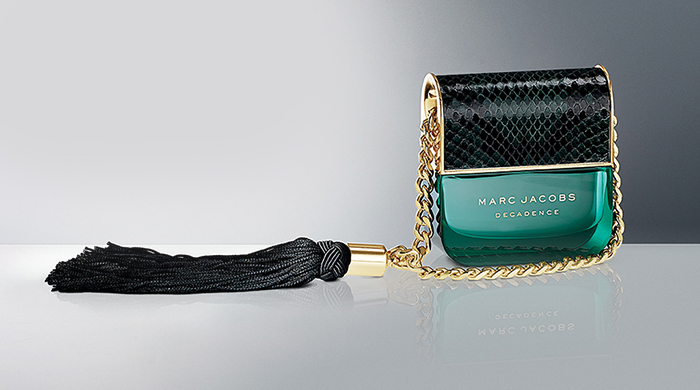 First look: Meet Marc Jacobs' new fragrance – Decadence