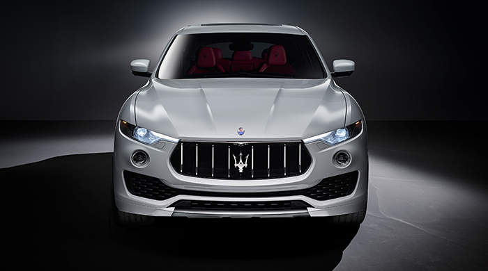 Maserati unveils its first SUV: The Levante